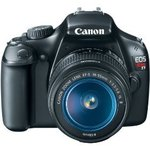 Canon T3 Digital SLR + 18-55mm + 16GB SD + Camera Bag Shipped from Amazon for US $419.61