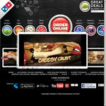 Domino's Deals - 3x Traditional Pizza $20 Pickup