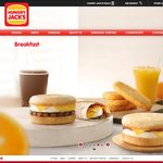 Updated Penny Pinchers Menu Hungry Jacks (VIC)