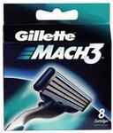 Gillette Mach3 Cartridges 8 Pack $12.48 (Free Delivery Code) = $1.56/Cartridge @ Pharmacy Direct