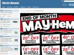 Harvey Norman Sale 4 days only