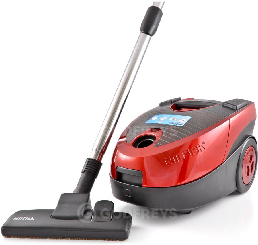 Nilfisk Action Plus Vacuum Cleaner 124 Godfreys Half