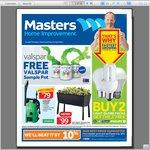 Masters - Free Sample Pot of Valspar Paint 500ml