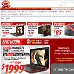 Easter Weekend Epic - Samsung Evo 128GB $85 250GB $165, Asus T100 $439, Gigabyte GTX 770 OC $369 @ Shopping Express