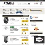 Goodyear EAGLE F1 ASYMMETRIC Tyres 235/40/18 $134.47 (Free Metro Shipping) @ Tyroola