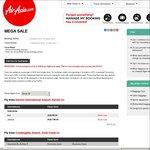 AirAsia Sale (eg Bangkok to Chiang Mai $5) +Lots More, Check Link