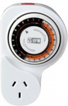 HPM 24hr Timer Twin Pack - $5.90 C&C @ Dick Smith