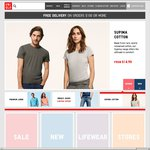UNIQLO Free Delivery When You Shop Online Today Only (6/9)