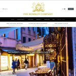 15% off All Premium Handmade Scented Soy Candles from USA & Scotland @ The Mombati Company