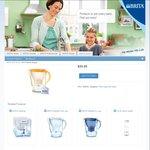 BRITA Marella Marigold Filter Jug (End of Line) - $24.95 + Free Shipping @ Brita Australia
