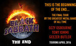 Black Sabbath Concert - 2 Tickets for The Price of 1 @ Ticketek (from $125.04 + BF for 2)