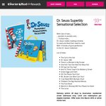 Dr. Seuss 14 Book Set $33.80 Delivered with Plus Rewards (Herald Sun, Courier Mail, etc)