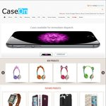 Save 10% off All Phone Cases and Tablet Cases at Caseon