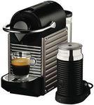 Nespresso Pixie Capsule Machine $159.20 @ The Good Guys eBay