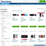Harvey Norman Bluetooth Speakers Sony SRS-XB3 $147, JBL Flip 3 $88 (+ Delivery or Free Pick up)