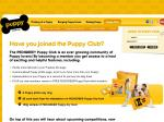 Free Puppy Photo Key Ring, $5 Cashback Voucher & 150g Puppy Food