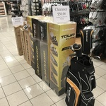 Dunlop Tour Elite Golf Set $50.06 & Dunlop Lightweight Steel Golf Buggy $10.06 - Target Instore Only