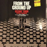 From the Ground Up: U2 360° Tour Official Photobook by Dylan Jones $1 @ QBD books