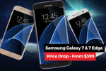 Pre-Owned Samsung Galaxy S7 $399 and S7 Edge $499 at Catch (Australian Stock)