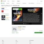 [Xbox 360/Xbox One BC] Battlefield 3 Premium Pass AU$7.48