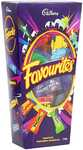 ½ Price Cadbury Favourites 540g $9.50 @ Big W + a Free Movie Ticket by Redemption (Woolworths from 27/9)