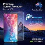I-SLING Premium iPhone X / 8 / 7 Screen  Protector for $9.99 Shipped @ NIKOGLOBAL eBay