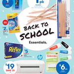 73% off Staedtler Natural/Minerva HB or 2B Pencils 5pk $1 (German Leads), 64% off Bostik Blu Stik 35g $1.25 @ Big W
