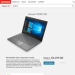 """New Lenovo V330 / 14"""" FHD / 8th Gen Quad Core i7-8550U / 256GB SSD / 8GB RAM / AMD 530 GPU / Backlit KB / $1055 Shipped @ Lenovo"""