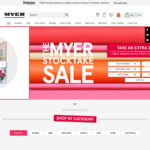 50% off Children's Essentials – Today Only @ MYER