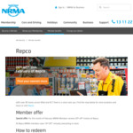 20% off Storewide @ Repco - February Month (NRMA Members)