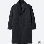 MEN Uniqlo U Wool Blended Jacket/Light Weight Down Coat AU $59.90 @ UNIQLO