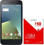 Vodafone Smart E8 4G with $10 Starter Kit - $59 @ BigW