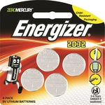Energizer Battery: 392 Silver $1.20 | 377 Silver $1.70 | Lithium 3V Camera $5.95 | CR2032 Lithium (4 Packs) $6.90 @ Bunnings