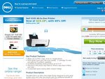 Dell V105 All-in-One Printer - $15.19 with Free Delivery [Sold Out]