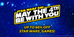 [Steam] Star Wars - May The 4th Be with You Sale (up to 66% off) @ Humble Bundle