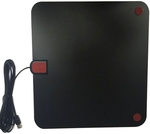 CJH-118A Indoor VHF UHF HDTV Antenna US $12.20 (~AU $16.30) Delivered @Tmart.com