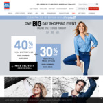 30%-40% Off Winter Picks + Free Shipping Orders $150+ @ Just Jeans