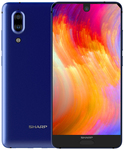 "SHARP Aquos S2 Mobile Phone Blue 4GB+64GB, 5.5"", Android 8.0, NFC, B28, USD $144 (~AUD $193) Shipped (China) @ Joybuy"