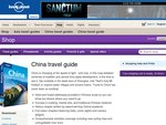 Lonely Planet - China Travel Guide $15 (RRP $48.99) + others $19.95