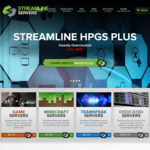 25% off ALL Game, VPS & Dedicated Servers for The First Month @ Streamline Servers
