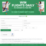 Win a share of 63 $1500 Flight Gift Cards from Mars (Purchase Eclipse Mints from Woolworths)