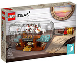 LEGO Ideas 21313 Ship in A Bottle - $83.99 + Postage @ ShopForMe and 30% off Storewide