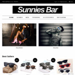 Extra 25% off All Sunglasses - Wooden Wayfarers $45 (Was $75), Clubmasters $33.75 (Was $60), Vintage $37 (Was $70) @ Sunnies Bar