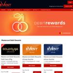 Event Gold Class ePkg (2x Gold Class Tickets and $20 Bar Voucher) $80 / eScoop Voucher $5 @ Mastercard Debit Rewards