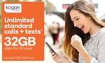 Kogan Mobile 32GB Prepaid | 30 Days | $3.90 @ Groupon (New Customers)
