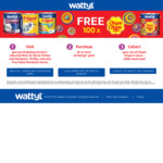 Free 4L Can of 100 Chupa Chups with 8L Wattyl Paint Purchase (Mitre 10 etc.)