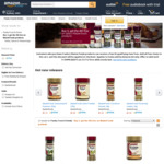 Buy 3 Masterfoods Spices, Get 1 Free (Free Delivery with Prime) @ Amazon AU