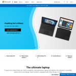 15% off Selected Surface Devices @ Microsoft