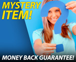 COTD Mystery Item $4 All up Apparently The Item Is Worth $30 & Comes with Money Back Guarentee