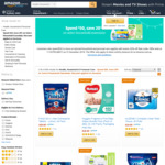 20% off Minimum $50 Spend on Selected Household and Personal Care (Free Shipping Above $49) @ Amazon AU